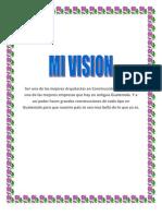Ana Meja -Proyecto de Vida