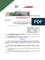 Regulamento ICMS Amazonas 23994 de 2003
