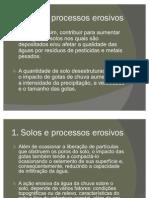 RESTAURAÇAO DE TALUDES E VOÇOROCAS