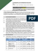 4 Edital Completo RETIFICADOII Itapirapua Paulista Concurso 01 2011pdf