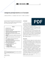 Analgesia Posoperatoria Neonato