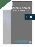 RECOPILACIÓN DE CONOCIMIENTOS 1.1