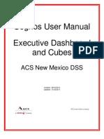 ACS - Cognos Executive Dashboard Users Manual v1.3