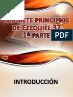 7 Principios de Ezequiel 37 I