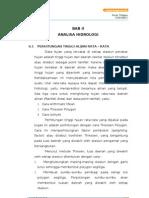 bab2 Analisa hidrologi