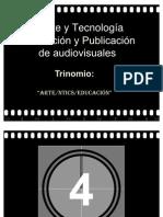 Trinomio Arte_Ntics_Educación