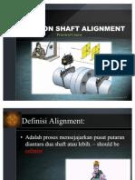 Precision Shaft Alignment
