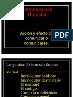 Comunicacin Humana