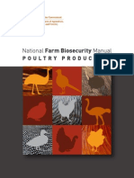 Poultry Bio Security Manual
