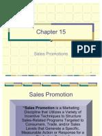 Ch15 Sales Promotion