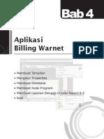 Billing Warnet (Bonus)