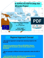 Overview of the SPC-EU Deep Sea Minerals Project_Presentation 2