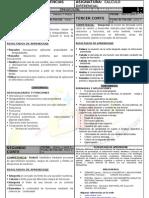Resumen CALCULO DIFERENCIAL  1-11