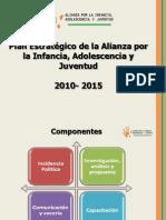 Presentación Plan Estrategico de la AIAJ 2010 - 2015