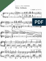 Chopin - Waltzes, Op 34