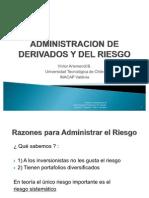 Administración de Derivados y del Riesgo