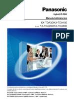 Manual Utilizare TDA100 25