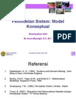 L.5. System Modelling
