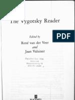 Vygotsky Reader