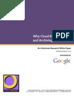 Why Cloud Based Wp
