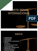 Corte Penal Internacional Ll