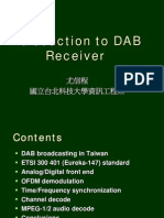 Introduction to DAB Receiver (NCTU)(Good~~~!!!)