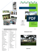 Motumaoho School Information Booklet