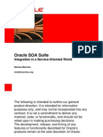 Oracle SOA Suite Overview Nikolay Manchev