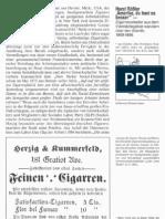 """Horst Rössler - """"Amerika, du hast es besser"""". Zigarrenarbeiter aus dem Vierstädtegebiet wandern über den Atlantik, 1868-1886."""