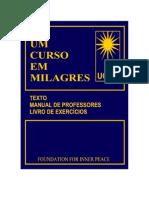 Um Curso Em Milagres Foundation for Inner Peace[1]