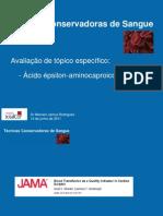 Uso Do Epsilon Aminocaproico