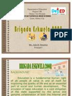 Brigada Presentation