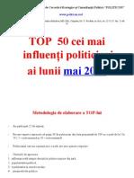 Top Politicieni