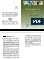 -01_Pakistan Civil Society Statement on Budget 2009-10 Revised (PDF)