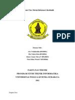 Diagram Class Sistem Informasi Akademik