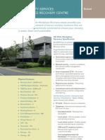 SunGard Bristol Workplace Datasheet