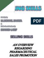 Selling Skills Pharmaceutical
