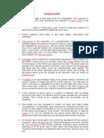 Cellular Control Biology OCR A2 f215