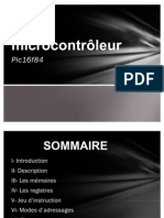 Projet Microcontrleur Presentation Final CRAFT1