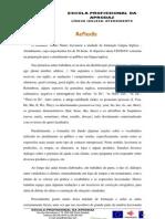 REFLEXÃO- Ingles Atendimento