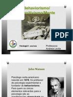 Watson, Piaget, Damasio
