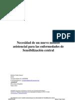 Necesidad de un nuevo modelo asistencial para las enfermedades de sensibilización central