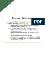 Computer Configurations