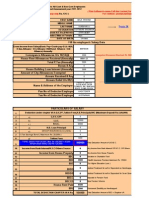Copy of Automated Income Tax Form 16 (New Format) for Salaries Persons