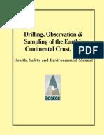 Dosecc Health Manual