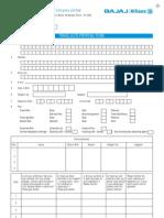 Travel Elite_Proposal Form