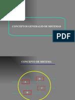 0 - Conceptos Generales de Sistemas