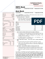 Religare-hdfc Bank & Axis_bank-reinitiating Coverage-28may08