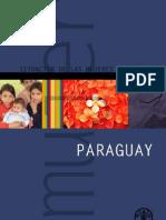 Situacion de La Mujer Rural Paraguay Fao