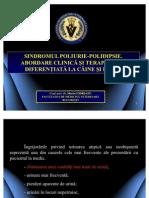 PU-PD. terapeutica
